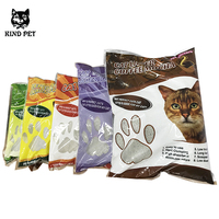 Cat Litter Wholesale Factory ISO cat litter coffee recycled paper cat litter