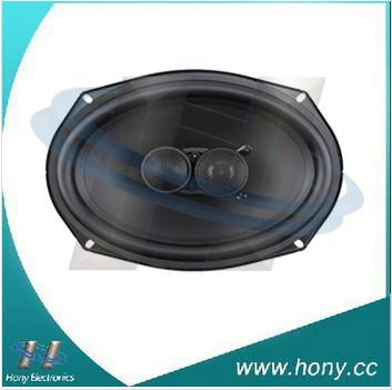 7 inch x 10 inch 3 way coaxial car speaker