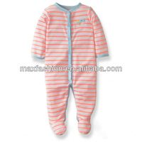 Cotton Snap-Up Sleep & Play P&R,baby clothing,Baby clothes