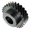 Dongguan Durable plastic helical gear with hobbing service