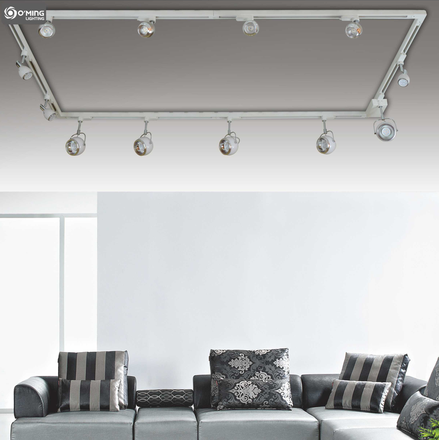Living Room Kitchen White Pendant