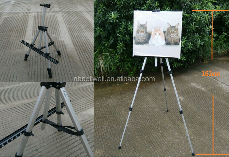 Artist Painting Easel Display Stand Easel Metal