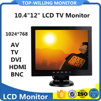 Best Buy 10 inch TFT Color LCD TV Monitor with 1024x768 or 800x600