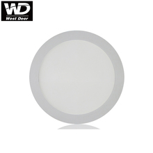 Westdeer High Quality 12watt surface LED Panel Lamp with UL certification,6W 9W 12W 15W 18W 24W round led panel light