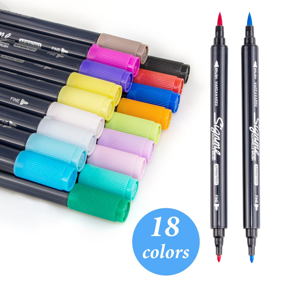 Cheap Dual Brush Markers, find Dual Brush Markers deals on ...
