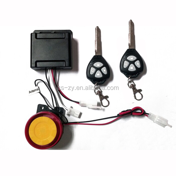 gsm security one way car alarm system manual