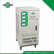 10KVA 3 phase automatic voltage regulator