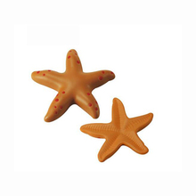 Vivid PU Material Sea Animal Star Fish Squeeze Toy