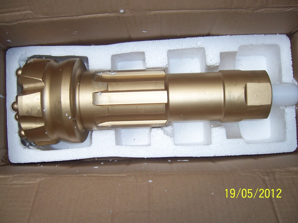"120 mm high pressure dth drill bit use for 4"" hammer"