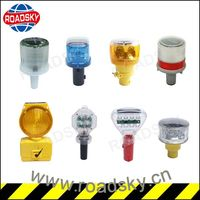 Road Safety Bright Solar Panel Traffic Light With Low Price