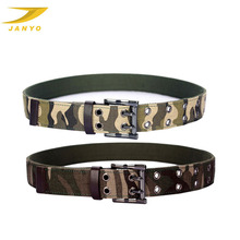 Factory wholesale custom high-grade camo canvas military style belts