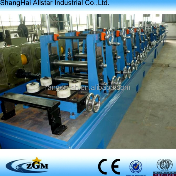 Automatic hot dip galvanized welded pipe machine