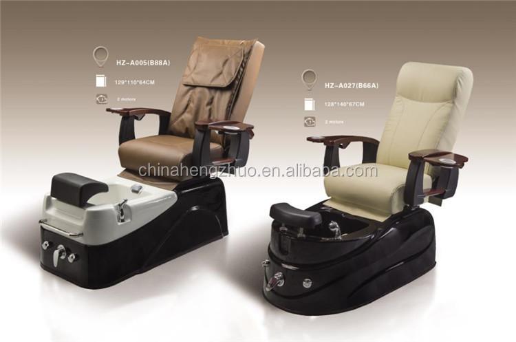 Elektrische Pedicure Stoel : Spa meubels super pu lederen pedicure stoel elektrische stoel met