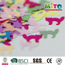 MTLP-EVD004 cat shape animal confetti bulk buy from china