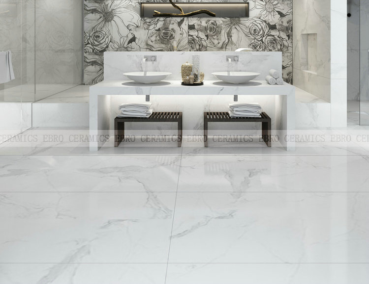 2017 Ebro 5 5mm Thickness Lamina Ultra Thin Marble Tile Porcelain For Indoor Outdoor Wall Tiles