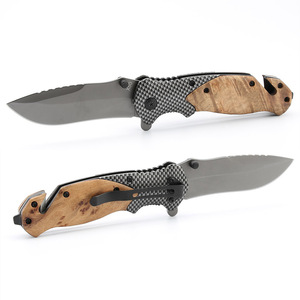 BR X50 Aamzon top sale Survival Tactical pocket knife folding combat outdoors utility hunting camping knives