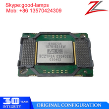 DMD CHIP 1076-6319W for BenQ MP622 MP622C Projector lamp 5J.06001.001