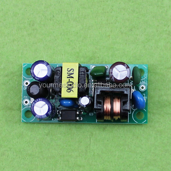 12V 500mA switching power supply module