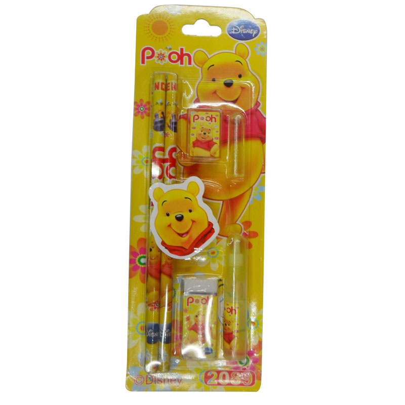 Wholesale back to school mini children gift stationery set