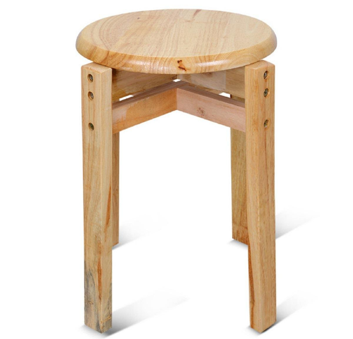 Children Furniture Children Chairs Reinforced Oak Solid Wood Home Stool Small Bench Stool Manual Small Wooden Bench Stool