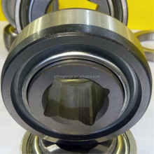 GW208PPB22 hex bore agricultural machinery bearing GW208 PPB22 sizes 21x80x36.52 mm