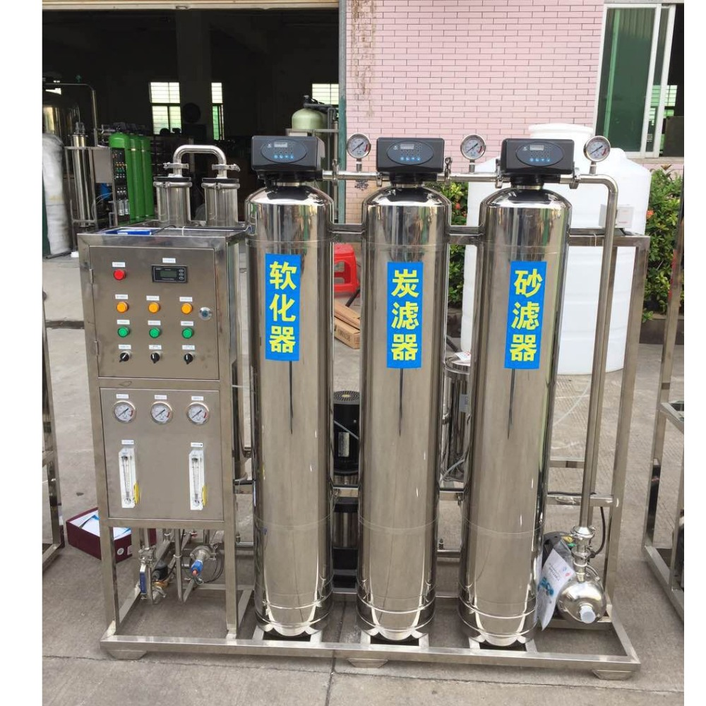 Sand Filter Media Price for Reverse Osmosis Parts