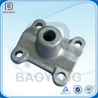 China manufacturer pump parts sand casting cast iron