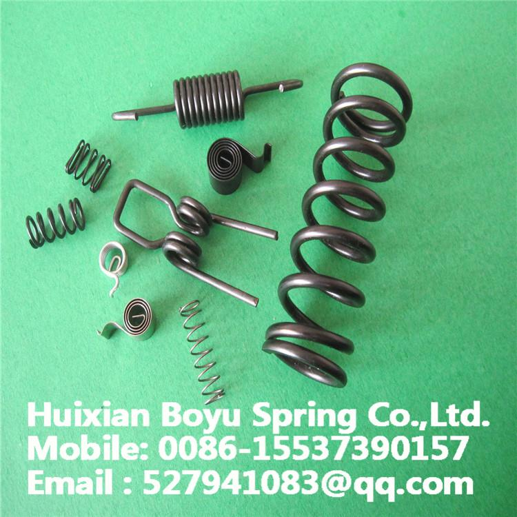 retractable coil spring,tension spring for door
