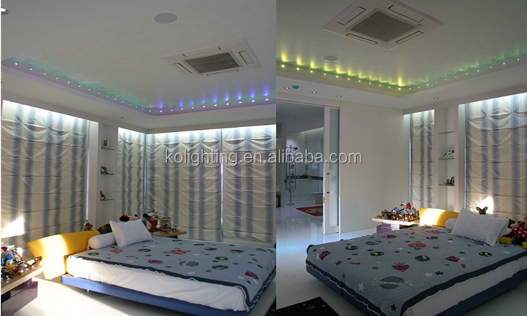 Licht Projector Kinderkamer : Twin glasvezel poort led glasvezel licht projector voor kinderkamer