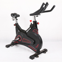 Professional Gym Master spin bike commercial cycling bike