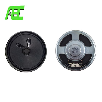 Good sound 8ohm 3w audio speaker 4w Cone speaker