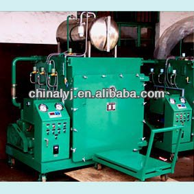 insulation oil vacuum x-ray tube filling system