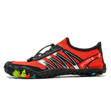 Обувь Aqua, летняя мужская обувь, дышащие пляжные шлепанцы, обувь для взрослых, женские сандалии для плавания, носки для дайвинга, обувь, 2019(Китай)