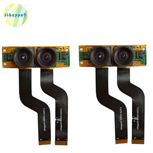 Factory Supply Customized 31Pin Wide Dynamic Binocular MIPI Camera Module  1080p 30FPS module