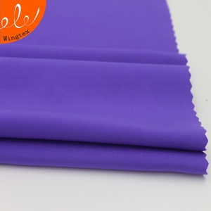 bra making material 175g 80 nylon 20 spandex circular knitted free cut fabric for bra and panties