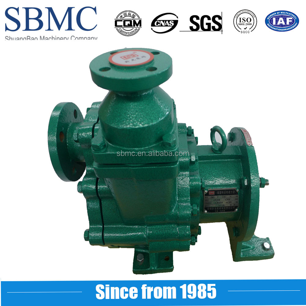 Magnetic Drive Pump Magnetic Pump Stainless Steel Magnetic Drive self priming PTF magnetic Pump