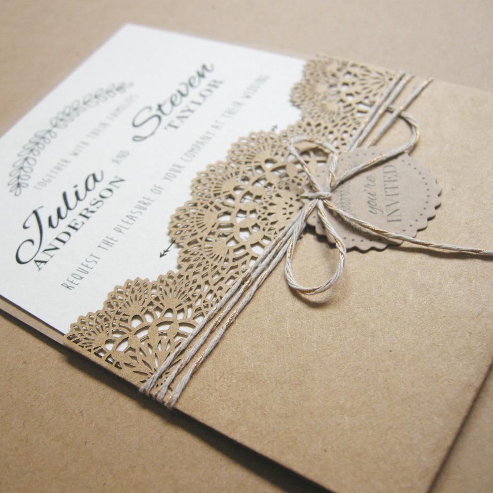 Latest Wedding Card Designs,Lazer Cut Paper Wedding Invitations And ...