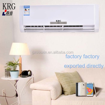 Souxin Krg 220v/50hz Wall Mounted Air Conditioner,Split Ac Indoor ...