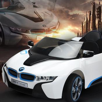 Hot Jual Kualitas Terbaik Bmw I8 Berlisensi Mainan Plastik Mobil