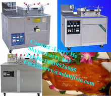 broasted chicken machine/pressure fryer for duck/duck pressure deep fryers