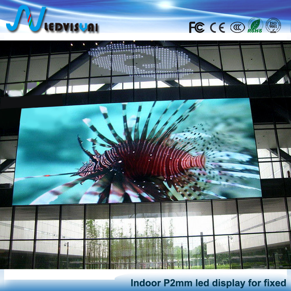 Indoor Rental LED Display Screen P2 P3 P4 P5 P6 SMD super thin Full Color LED hd video wall panel