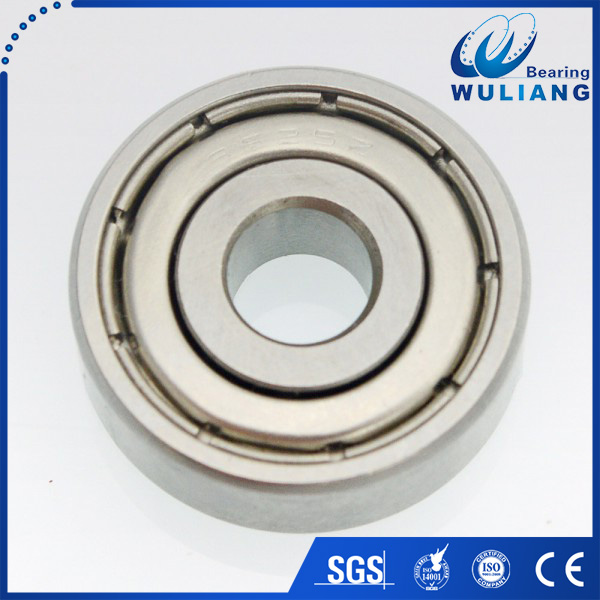 China bearing factory sale deep groove ball bearing size 7x22x7mm 627ZZ ceiling fan bearing