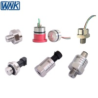 Smart 4-20mA Low Cost Pressure Sensor for Gauge Absolute Sealing Pressure