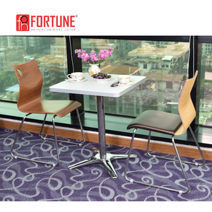 Factory Furniture Cafe Table Chair Set for Restaurant