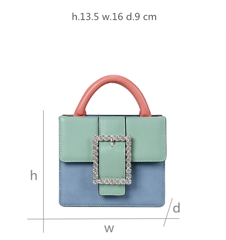 ANGEDANLIA simple leather crossbody bag on sale for daily life-6