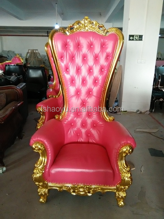 Antique Styled Salon Chair,White Leather Bergere Chairs - Buy Salon ...