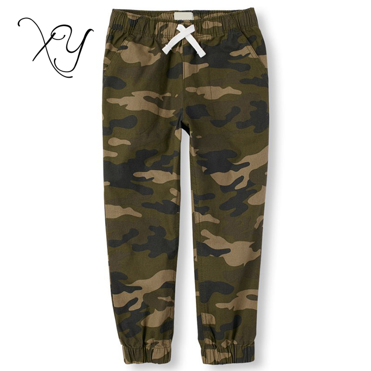 2016 popular camouflage tactical jogger jumpsuit custom youth jogger pants