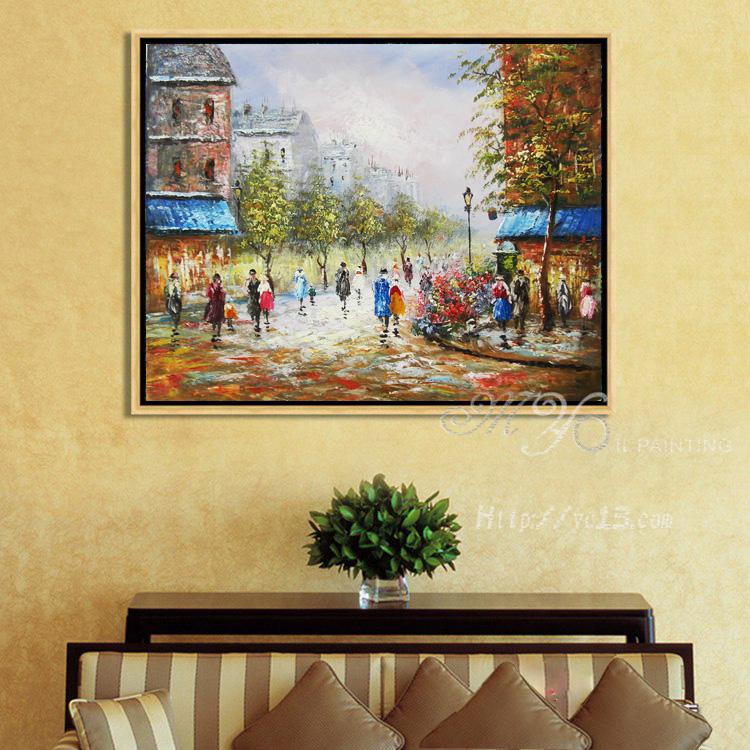 Arte de la pared cuadros para la sala decoraci n del hogar - Cuadros para la pared ...