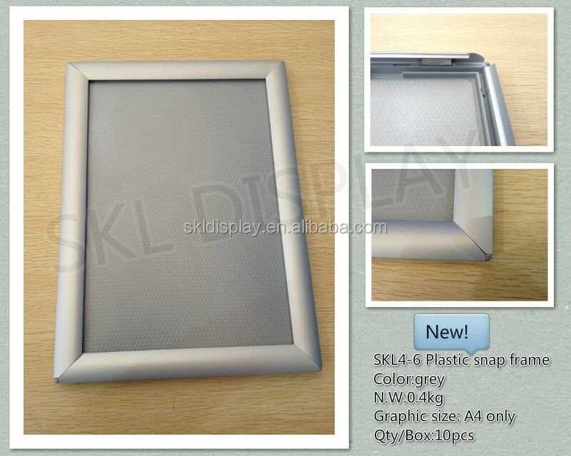 Plastic Snap Frames, Plastic Snap Frames Suppliers and Manufacturers ...