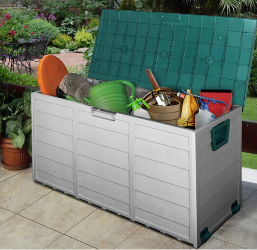 Outside Storage Containers Large Furniture Deck Boxes Sheds